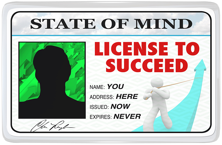 get what you want license