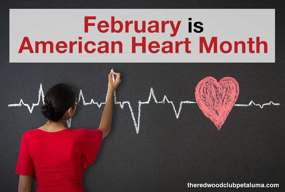 February is American Heart  Association Month