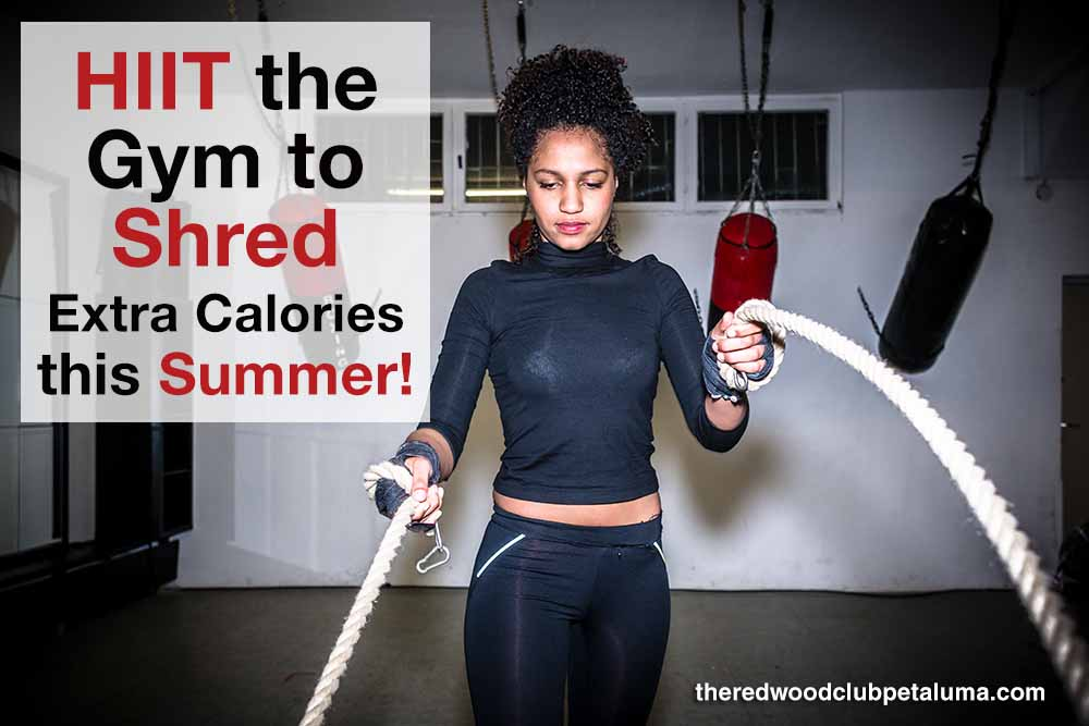 HIIT the Gym to Get SHREDDED this Summer!