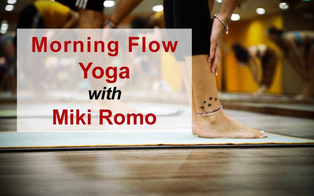 Morning Flow Yoga